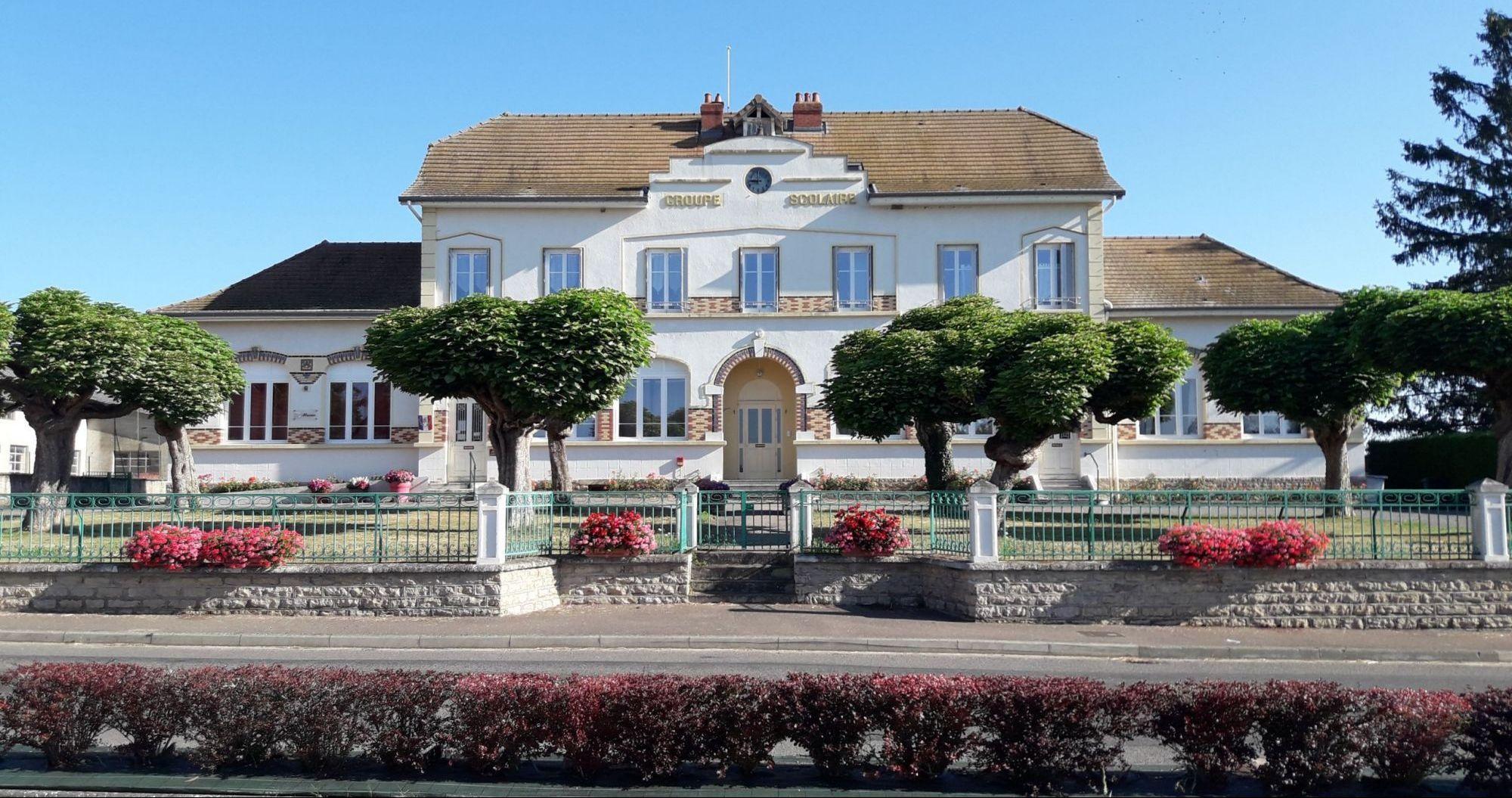 Mairie Fleurie 2021